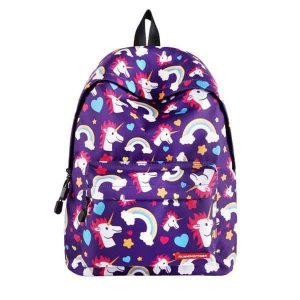 backpack unicorn boy