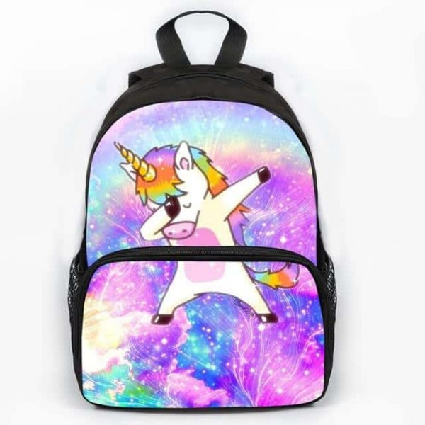 backpack unicorn dab price