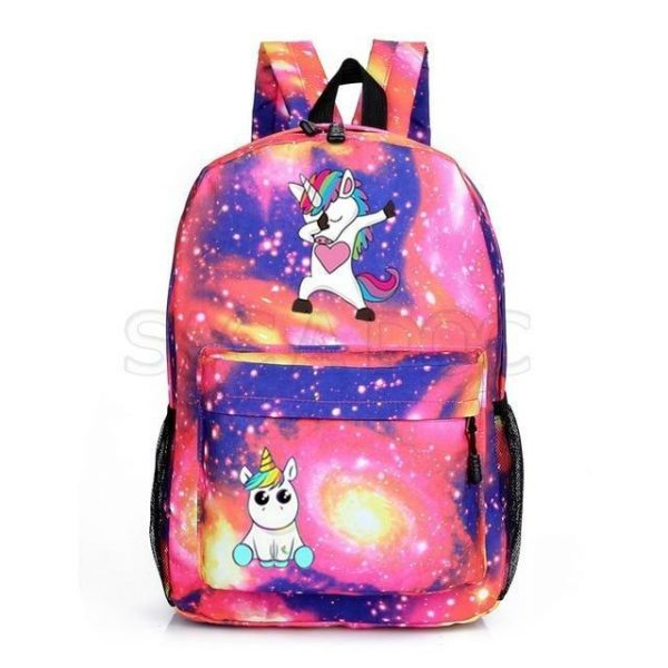 backpack unicorn dance dab buy