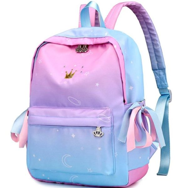 backpack unicorn degraded pink and blue unicorn backpack store