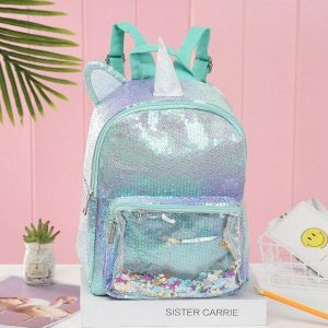 backpack unicorn explosion of colors lavender price