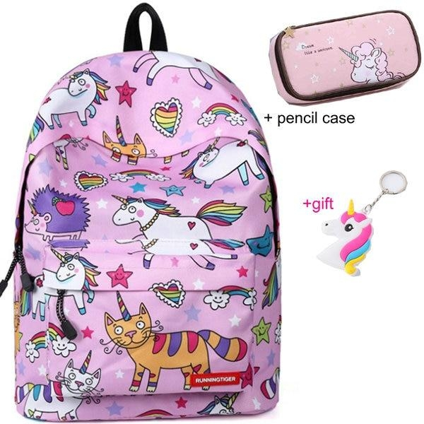 backpack unicorn funny at sell
