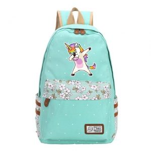 backpack unicorn green magic buy