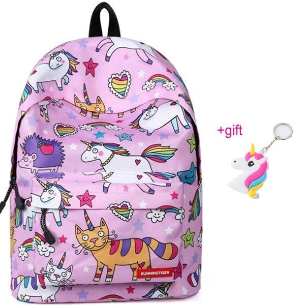 backpack unicorn hilarious not dear