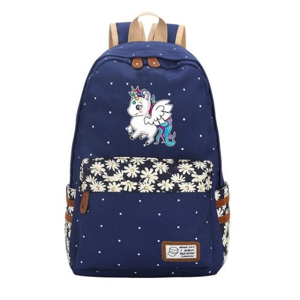 backpack unicorn patterns bag and backpack unicorn