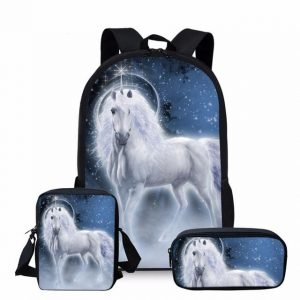 backpack unicorn peace at sell