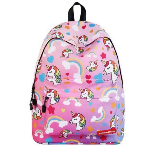 backpack unicorn pink buy