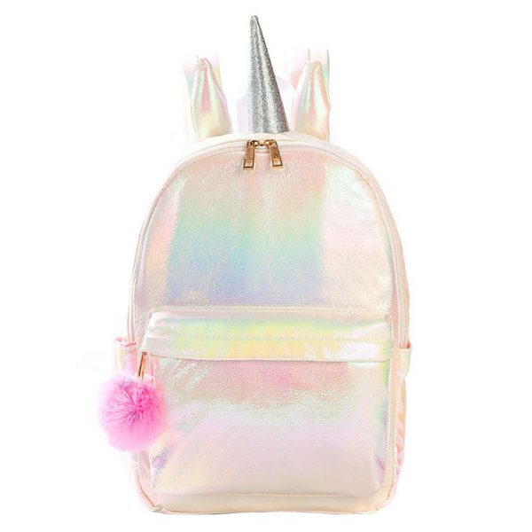backpack unicorn pink with horns purple blade unicorn backpack store