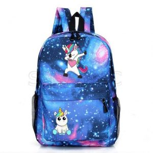 backpack unicorn space at sell