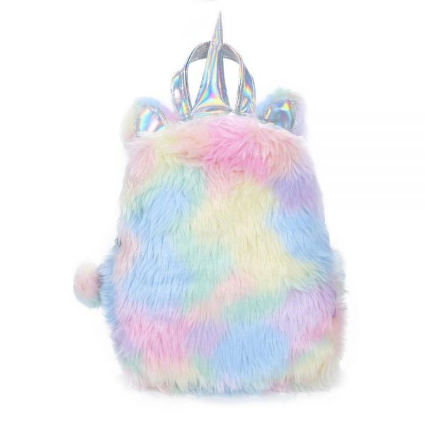 backpack unicorn stains bow in sky large yellow bag and backpack unicorn