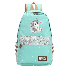 backpack unicorn turquoise living bag and backpack unicorn