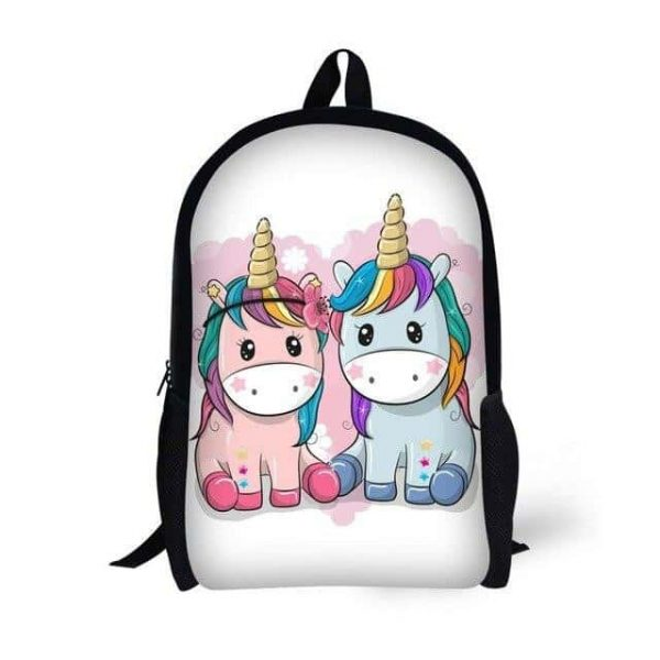 bag at back unicorn in couple kawaii buy