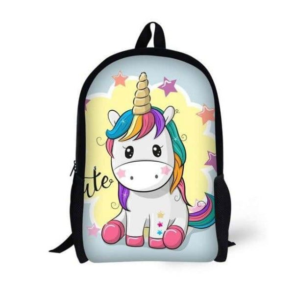 bag at back unicorn kawaii cute price