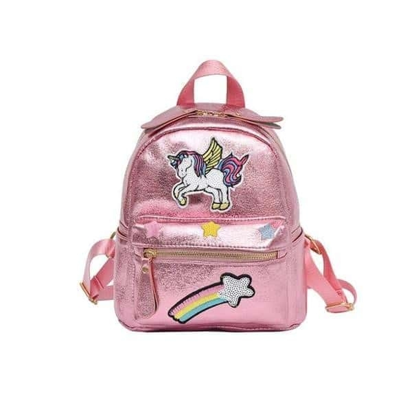 bag at back unicorn pink unicorn backpack store