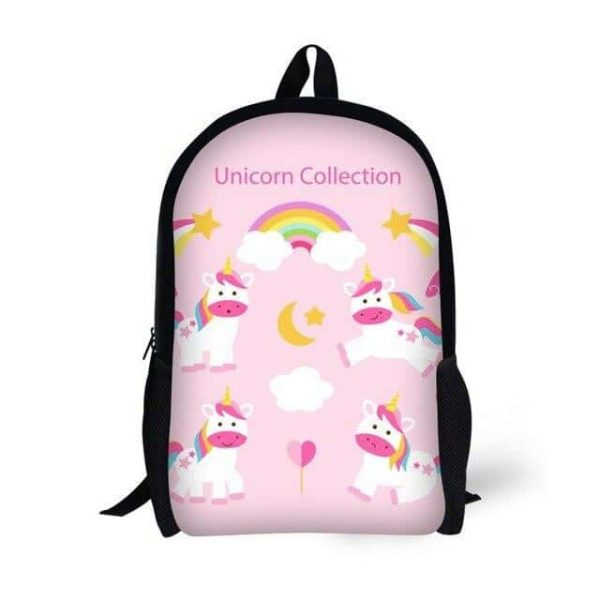 bag at back unicorn with pattern unicorn backpack store