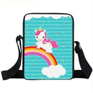 bag at hand unicorn bow in sky unicorn backpack store