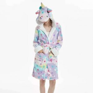 bathrobe unicorn adult star l 165 180 went out of bath unicorn
