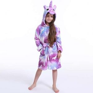 bathrobe unicorn child bow in sky of night 11 unicorn backpack store