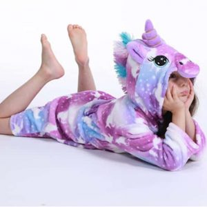 bathrobe unicorn child galaxy 11 not dear