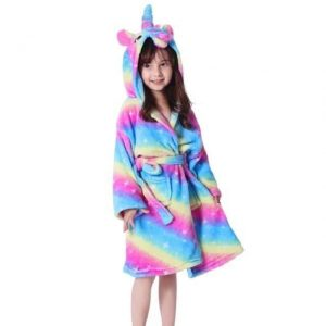 bathrobe unicorn child night 11.buy
