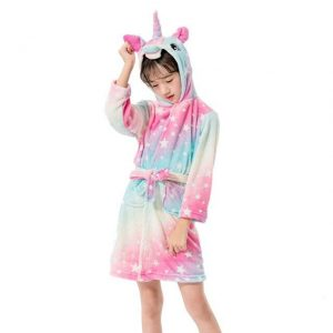 bathrobe unicorn girl claire star 10 unicorn backpack store