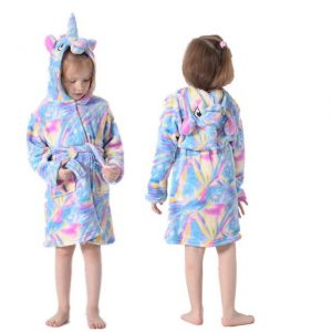 bathrobe unicorn girl dress of bedroom 11.buy