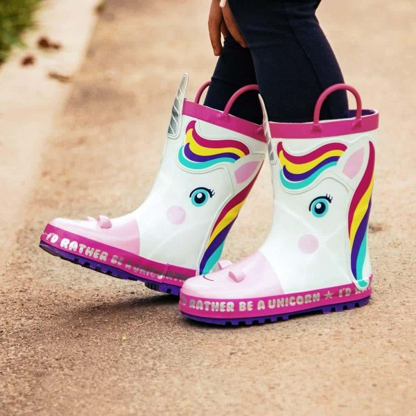 boot unicorn girl 35 product unicorn
