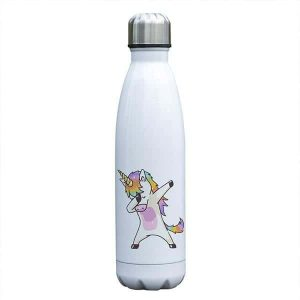 bottle unicorn ecological in stainless steel dab
