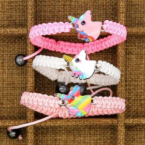 bracelet unicorn brazilian white buy