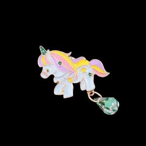 brooch unicorn kawaii