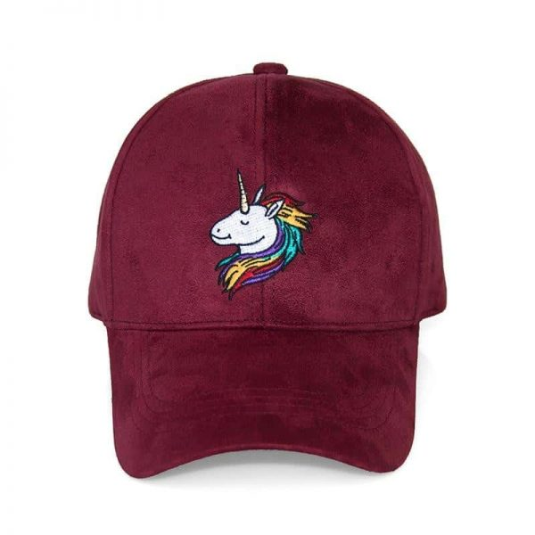 cap unicorn adult at sell