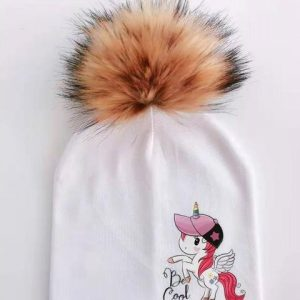 cap unicorn with pompom girl unicorn backpack store