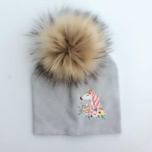 cap unicorn with pompom little girl unicorn backpack store