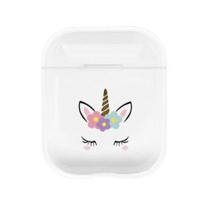 case airpods unicorn simple not dear