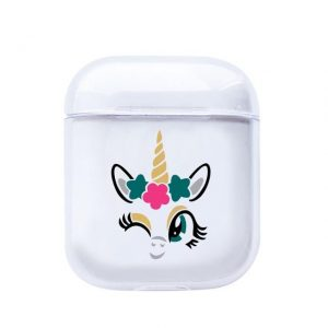 case airpods unicorn twinkling eye buy
