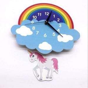 clock unicorn child price