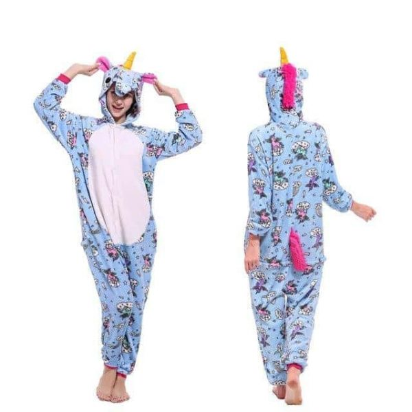 combination unicorn blue adult xl 181 190 cm combi unicorn