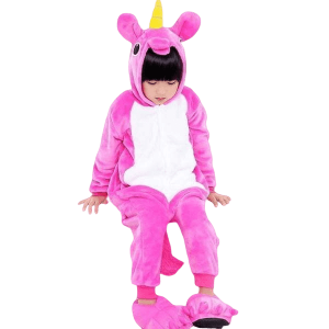 combination unicorn girl pink 12 13 years 138 146 cm combi unicorn