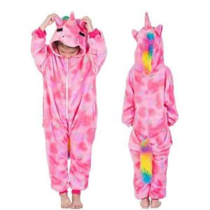 combination unicorn in cotton 12 13 years 138 146 cm not dear