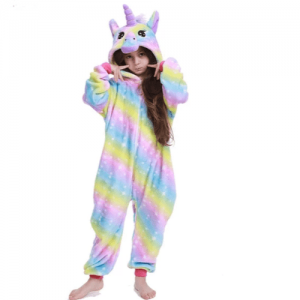 combination unicorn pyjamas girl 12 13 years 138 146 cm combi unicorn