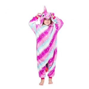 combination unicorn supyjama galaxy 12 13 years 138 146 cm combi unicorn