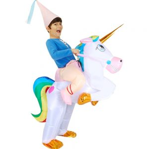disguise unicorn boy inflatable unicorn backpack store
