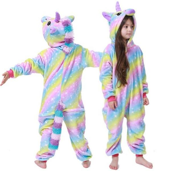 disguise unicorn girl scratches multicolored 12 13 years 138 146 cm