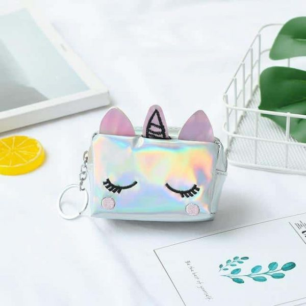 door change unicorn kawaii girl white round price