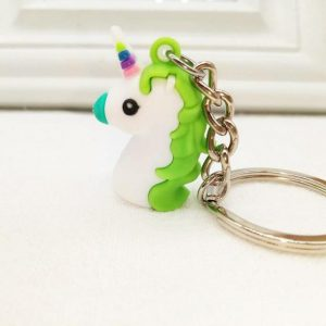 door key unicorn green not dear