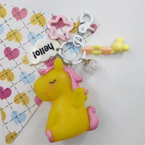 door key unicorn hello at sell
