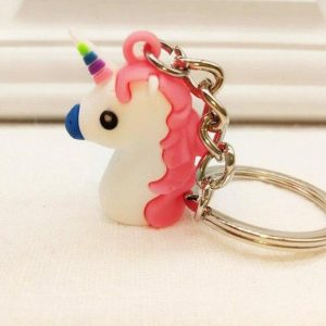 door key unicorn pink at sell