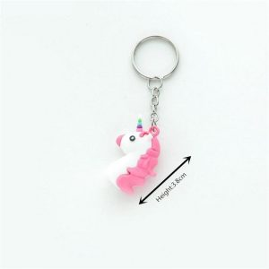 door key unicorn small emoji pink buy