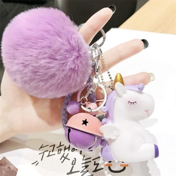 door key unicorn toy