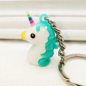 door key unicorn turquoise price